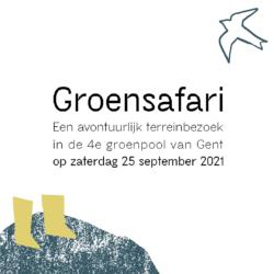 20100907_groensafari_Instagram uitnodiging